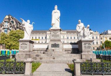 Monument to Princess Olga, Cyril and Methodius