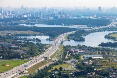 Novorizhskoye Shosse in Pavshinsky Floodplain