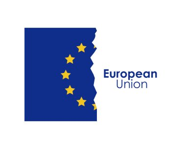 European union flag design