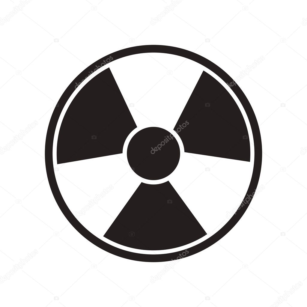 Toxic and nuclear icon stock vector grgroupstock 127764156 toxic and nuclear symbol over white background vector illustration vector by grgroupstock biocorpaavc Gallery
