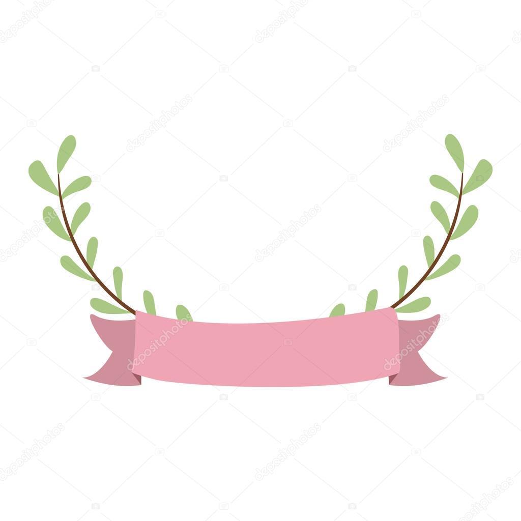 Decoracion de hojas | decoración de la guirnalda de hojas ...
