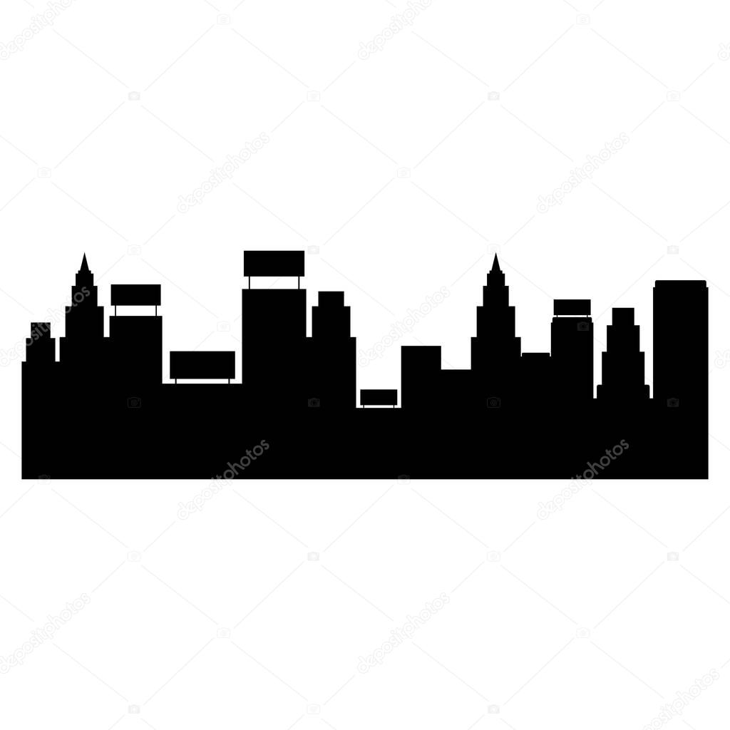 tower building of city design stock vector grgroupstock 129474932 rh depositphotos com building logo vector design building flat design vector