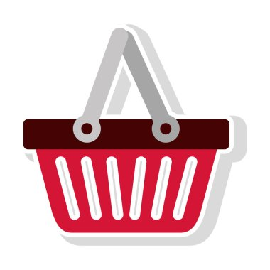 basket shopping icon