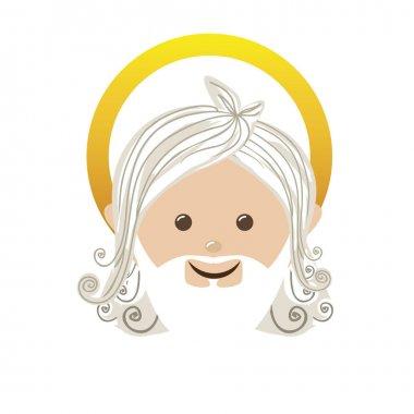 god representation icon image