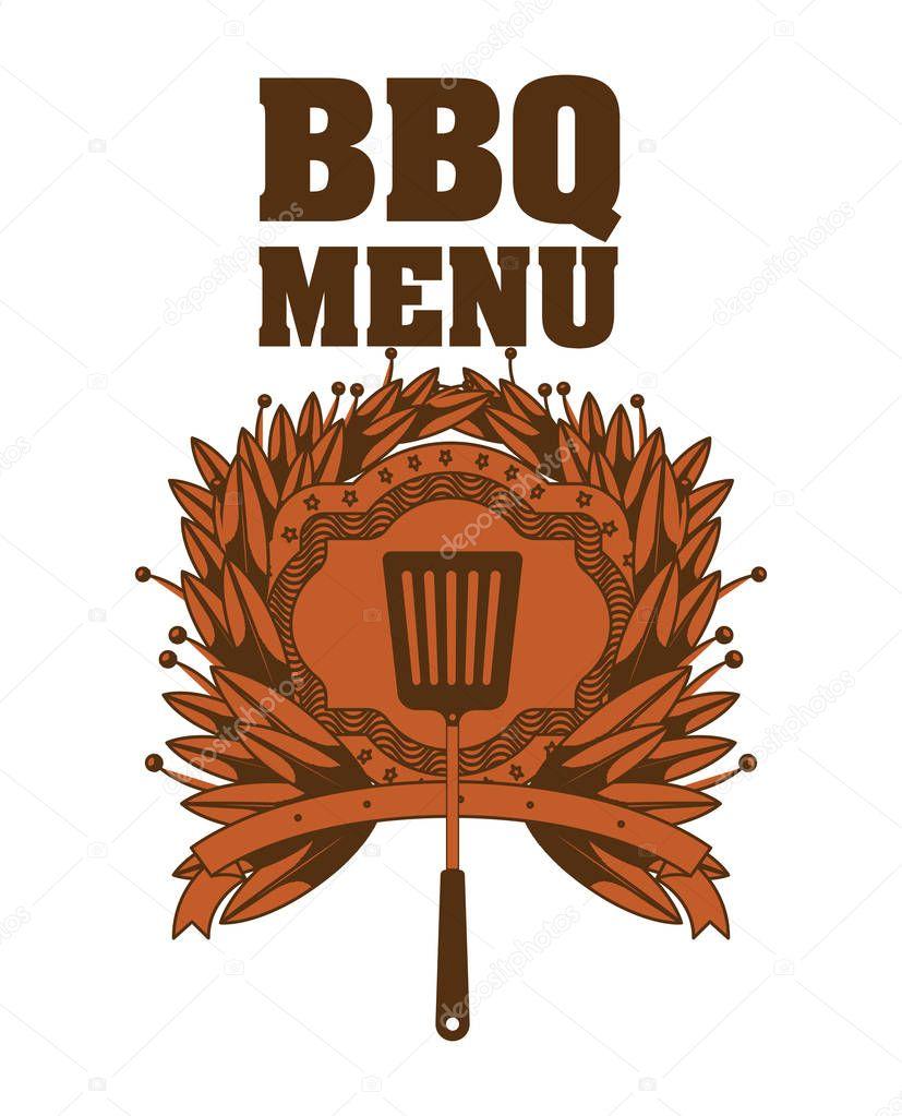 Men barbacoa aislada y el dise o de la casa del filete vector de stock grgroupstock 132407822 - La casa del barbecue ...