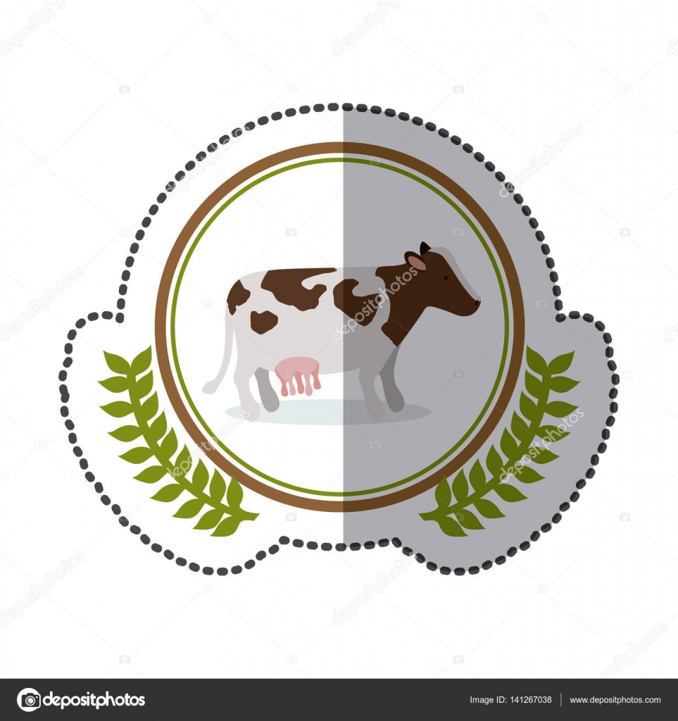 Symbol cow sign icon stock vector grgroupstock 141267038 symbol cow sign icon stock vector 141267038 buycottarizona