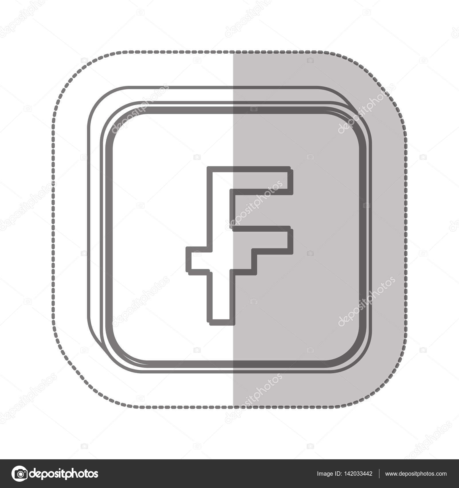 Franc Currency Symbol Icon Stock Vector Grgroupstock 142033442
