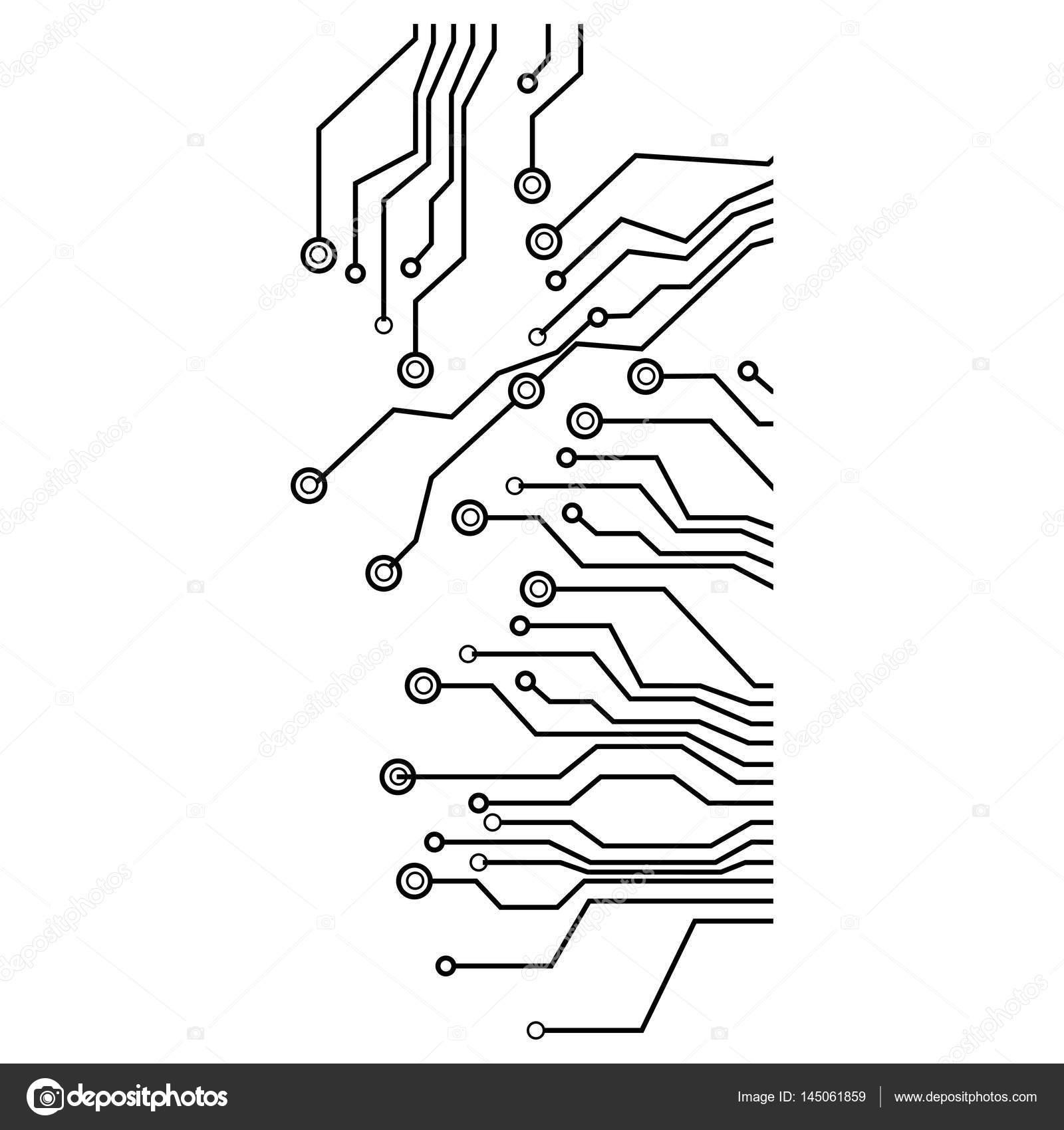 icono de circuitos el u00e9ctricos de figura  u2014 archivo im u00e1genes vectoriales  u00a9 grgroupstock  145061859