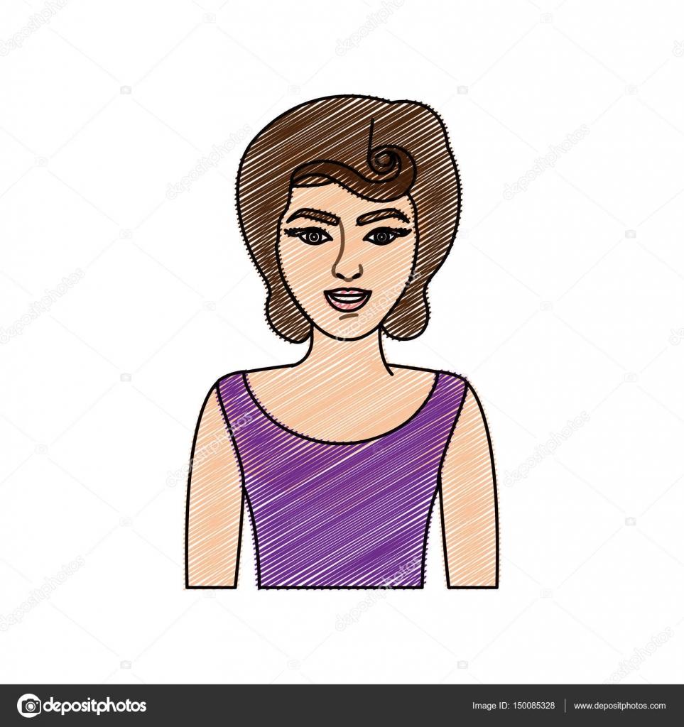 Dibujos Mujeres Con Armas A Lapiz Color De Lápiz De Dibujo De