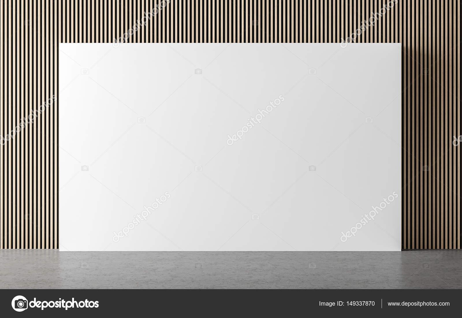 Moderne lege kamer interieur d rendering afbeelding u stockfoto