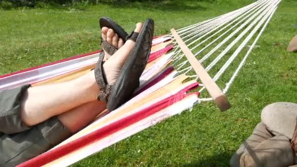 4 k. Foots férfi szandál függőágy
