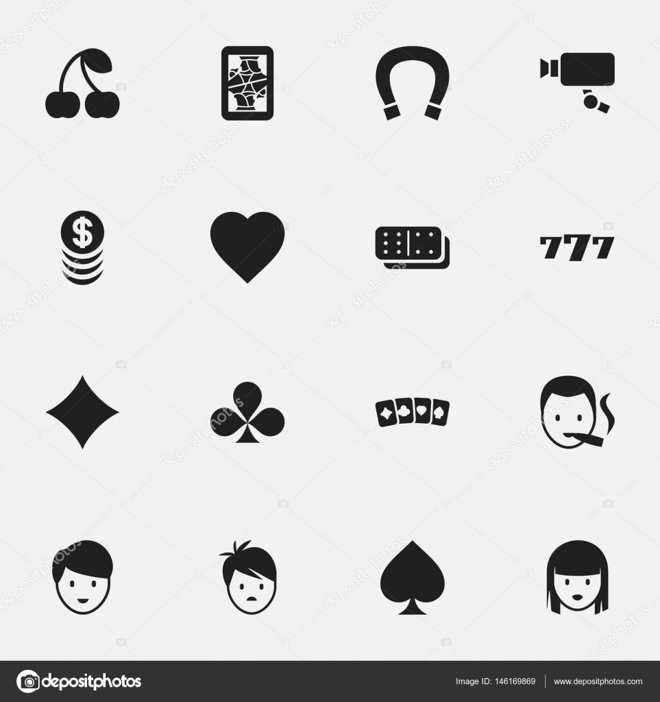 Set of 16 editable game icons includes symbols such as tracking includes symbols such as tracking cam lucky seven luck charm and more can be used for web mobile ui and infographic design biocorpaavc Image collections