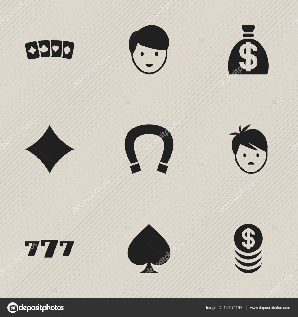 Set of 9 editable business icons includes symbols such as luck includes symbols such as luck charm lucky seven biocorpaavc Image collections