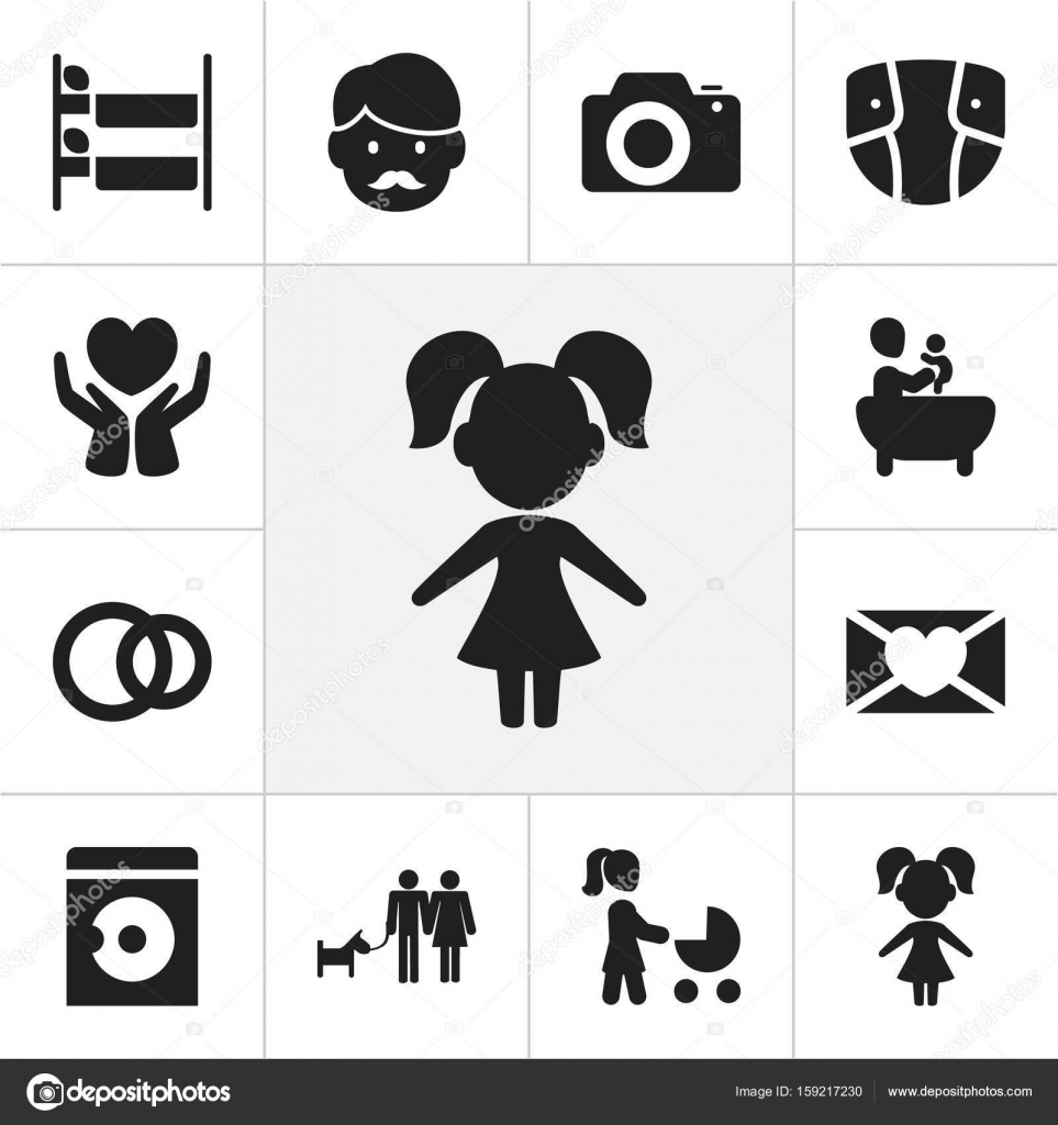 Set of 12 editable family icons includes symbols such as diaper set of 12 editable family icons includes symbols such as diaper affection letter save love and more can be used for web mobile ui and infographic buycottarizona