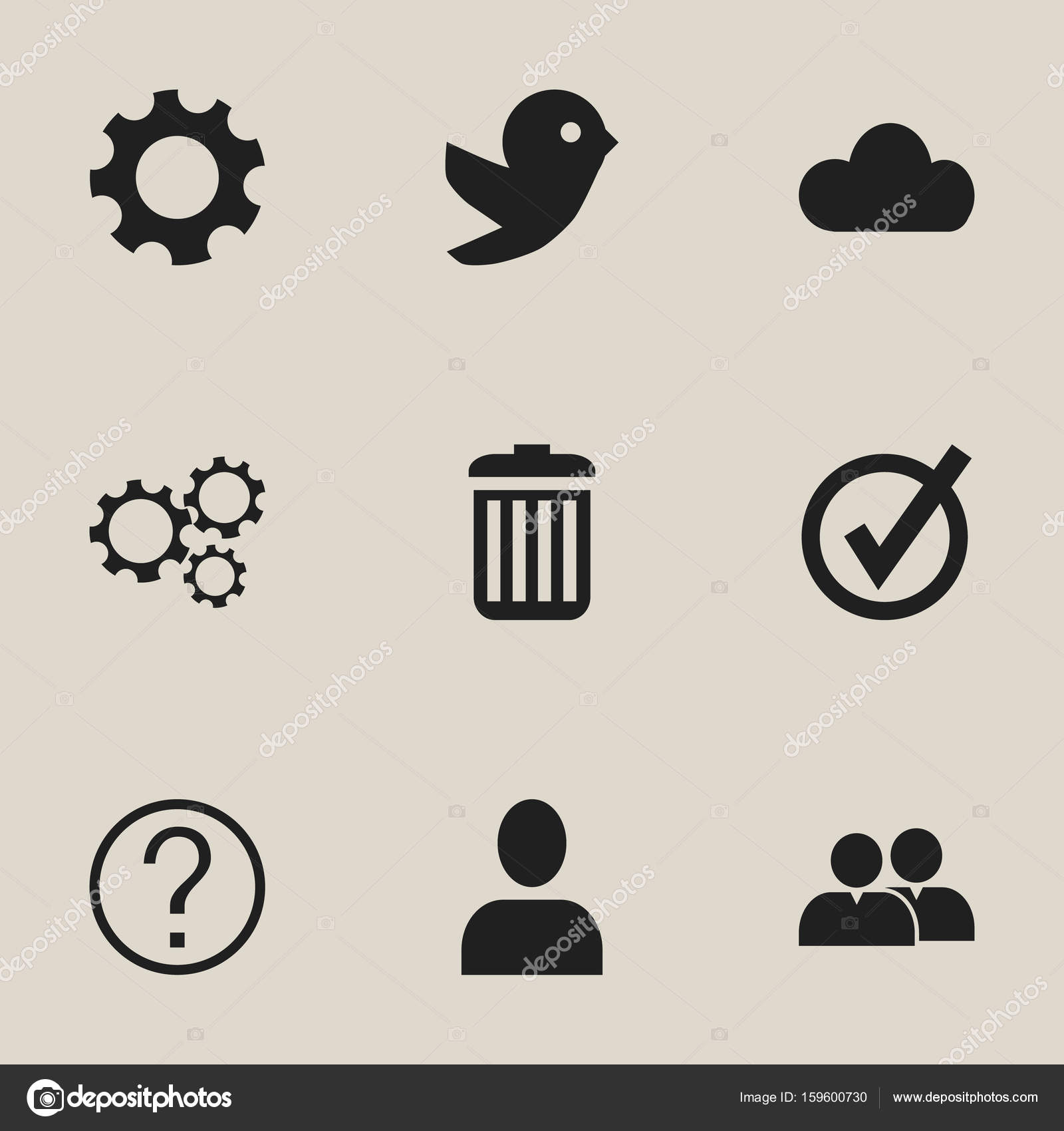 Set of 9 editable internet icons includes symbols such as sky set of 9 editable internet icons includes symbols such as sky group gear and more can be used for web mobile ui and infographic design biocorpaavc