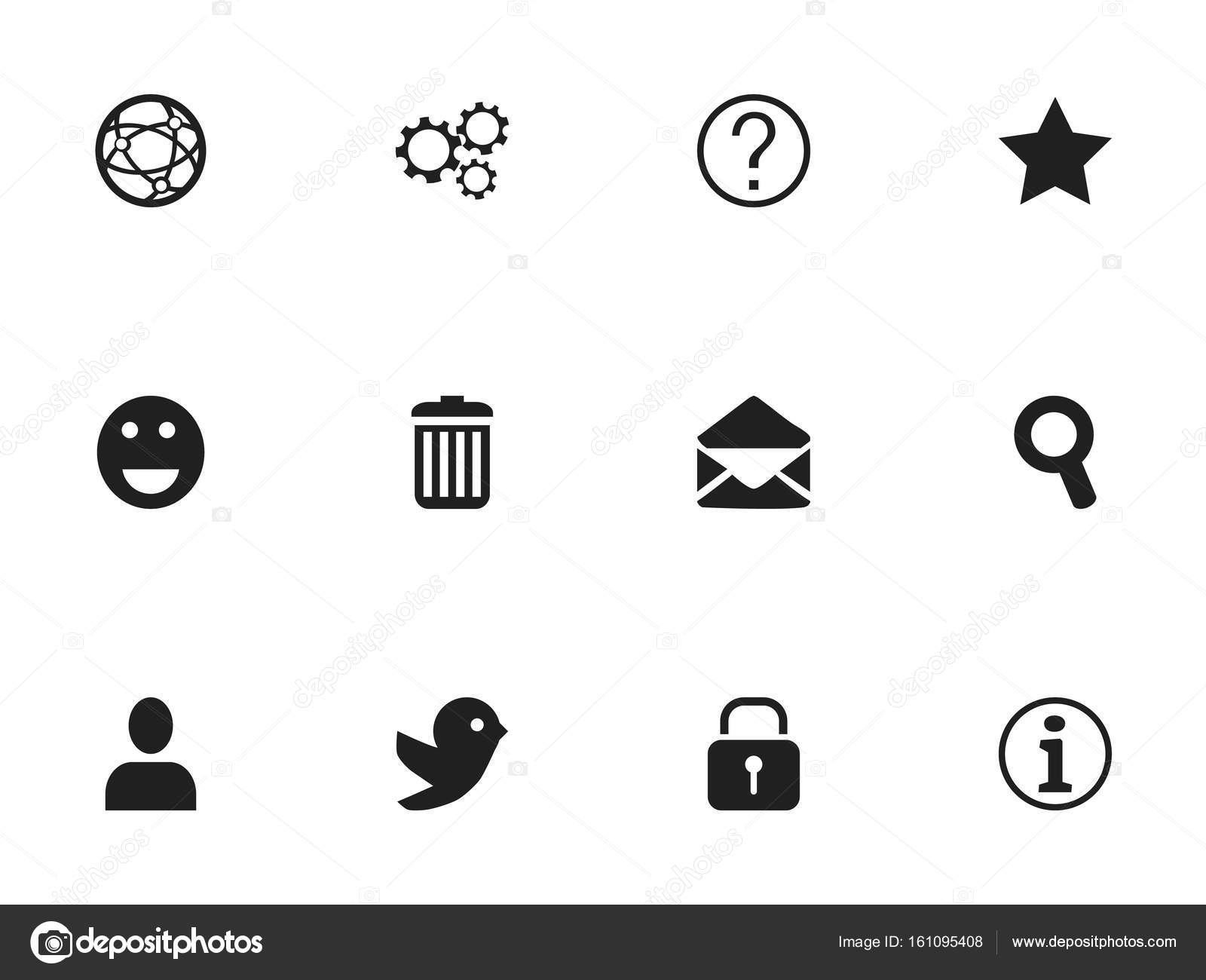 Set of 12 editable internet icons includes symbols such as dove set of 12 editable internet icons includes symbols such as dove magnifier profile biocorpaavc