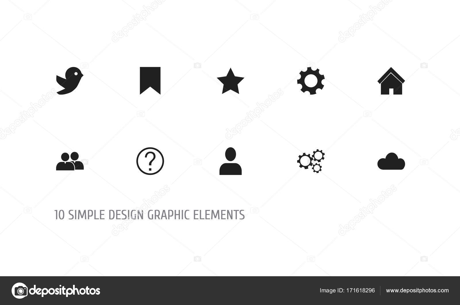 Set of 10 editable internet icons includes symbols such as sky set of 10 editable internet icons includes symbols such as sky bookmark gear biocorpaavc