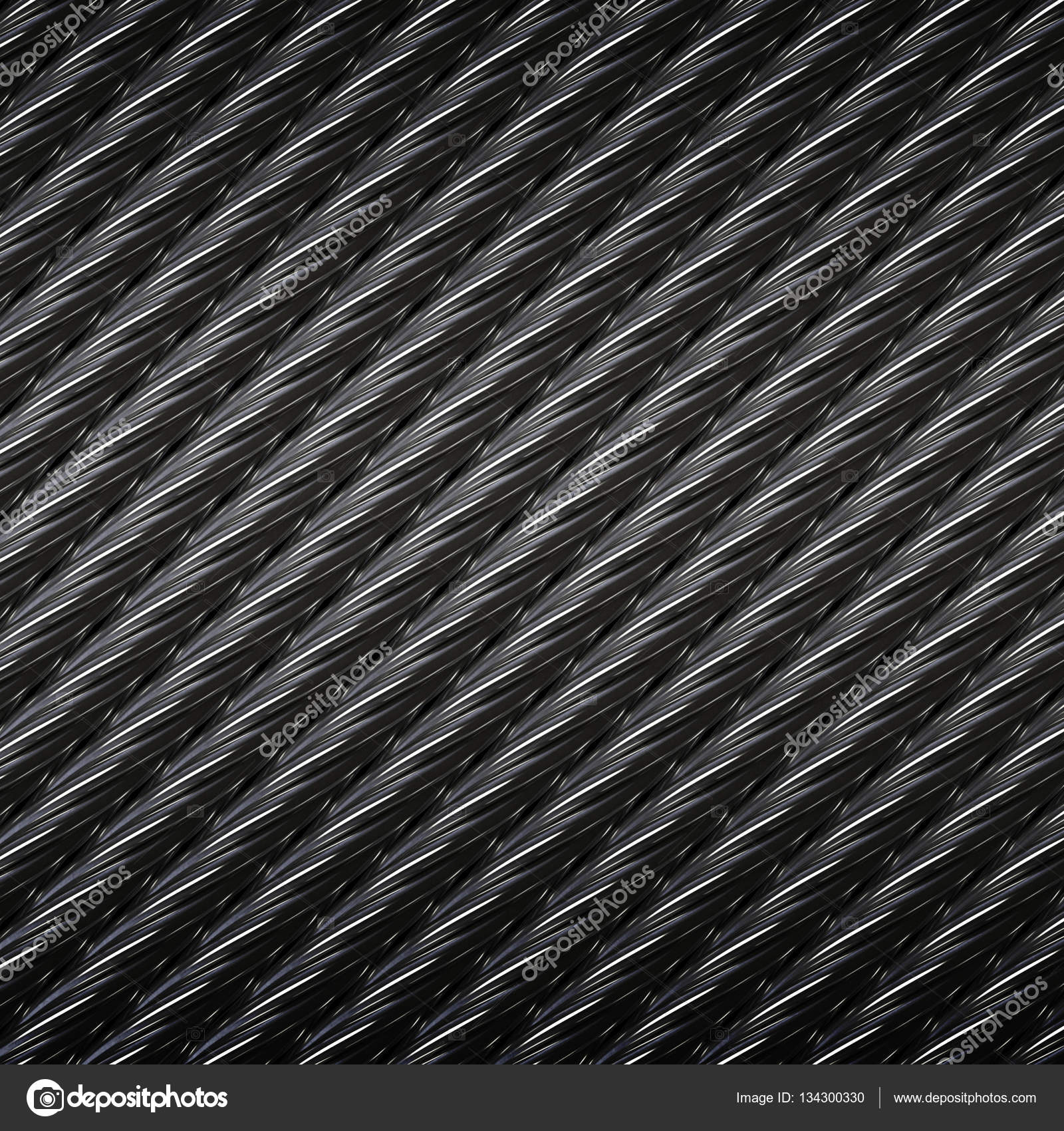 Steel Wire Rope Cable Background Cloze Up Photo By K E N