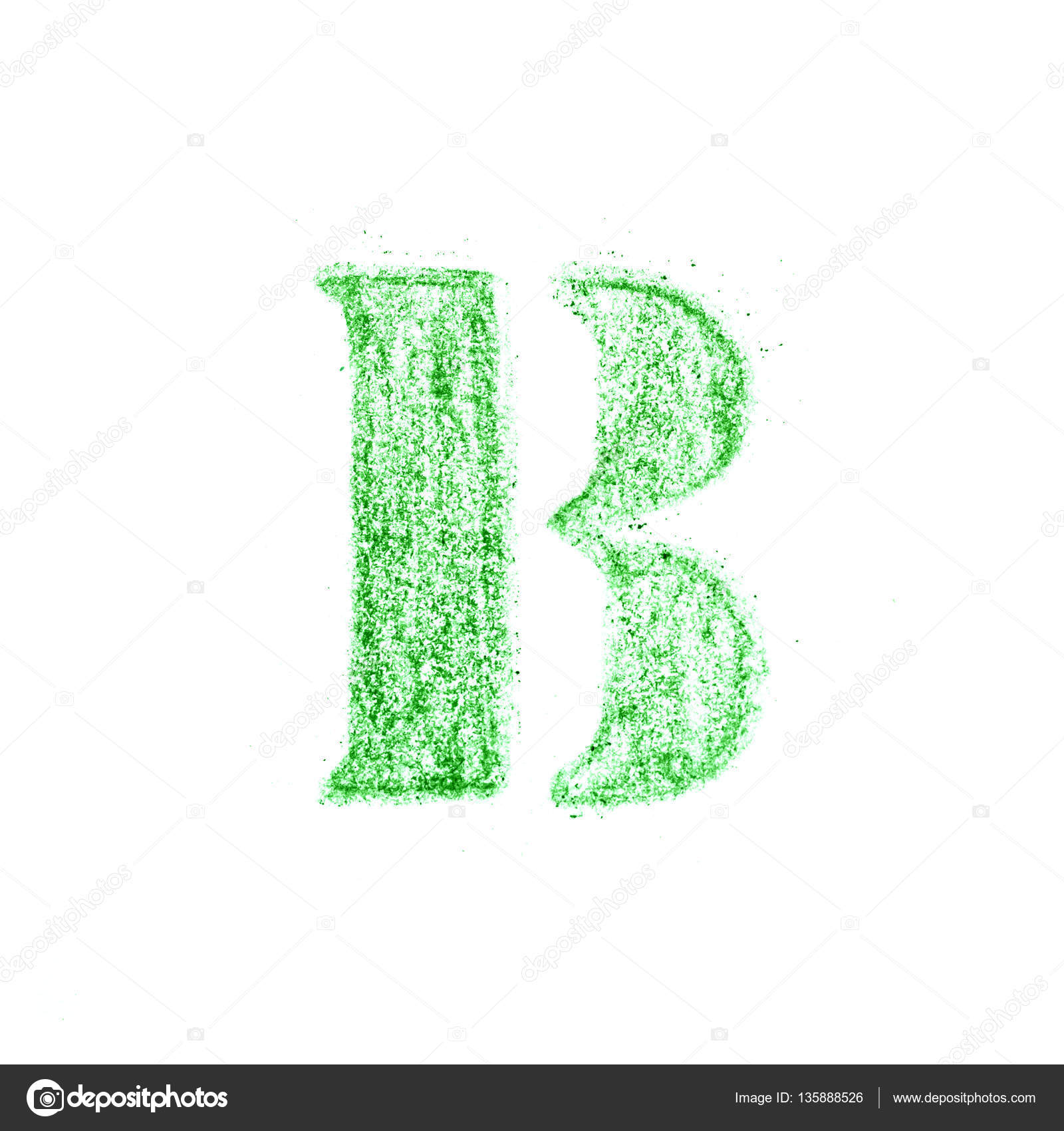 English alphabet ,Hand drawn by color pencil — Stock Photo ...