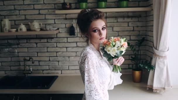 Fiatal stílusos menyasszony