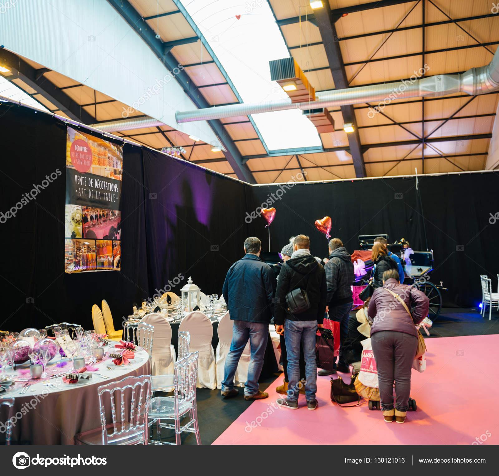Faire Hochzeitsdekorationen Tisch Einstellung Redaktionelles
