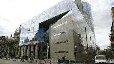 Banca Comerciala Romana Building