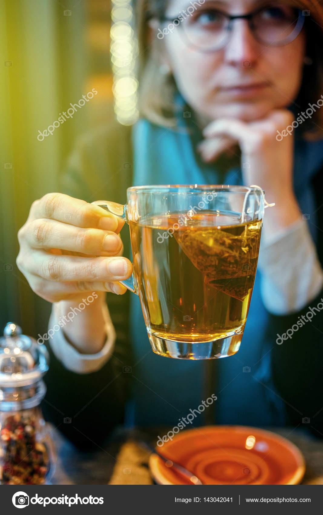 стоимость чая в кафе