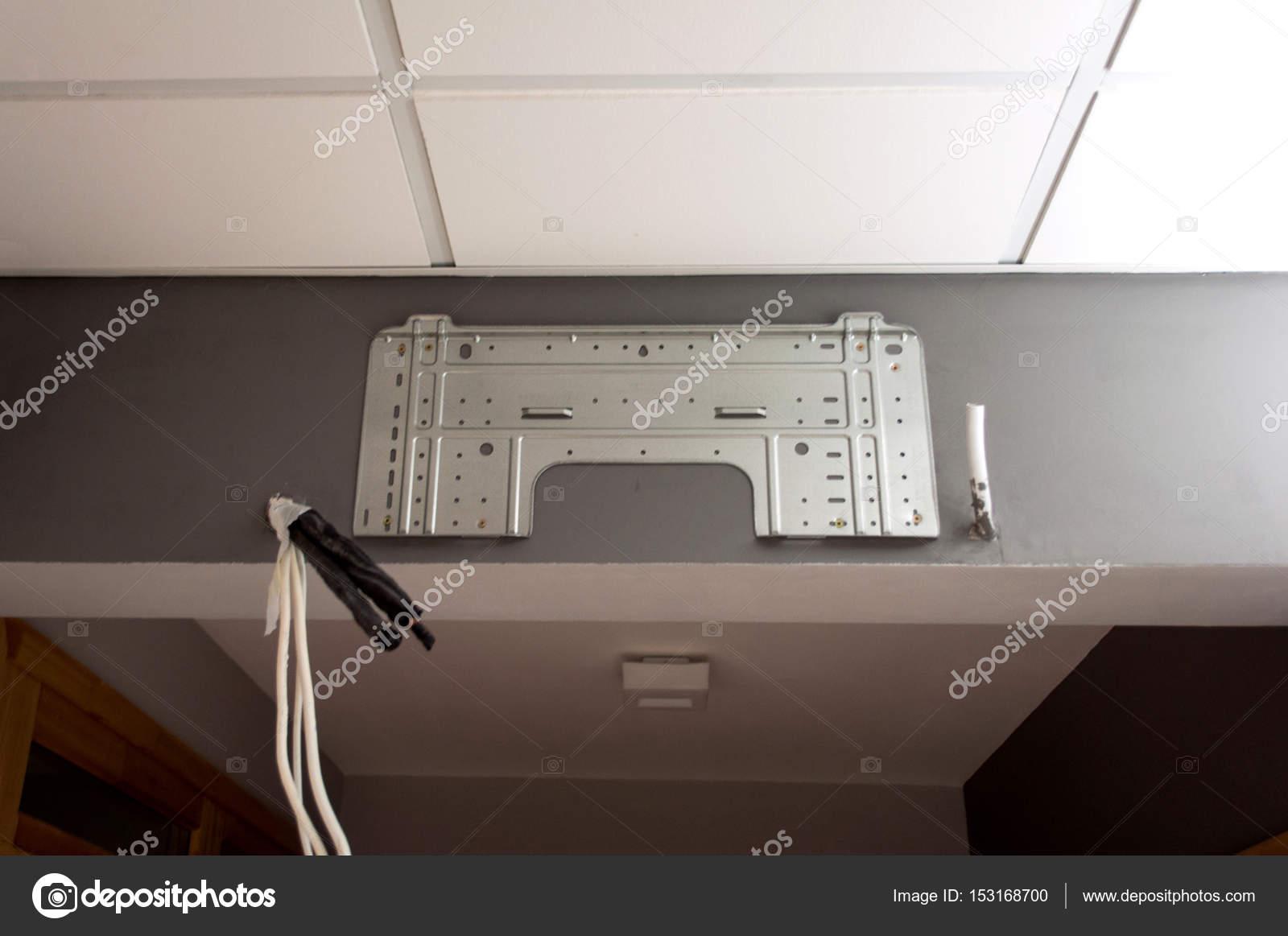 Klimaanlage montage an eine wand b ro oder zu hause for Klimaanlage inkl montage
