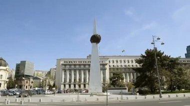 Rebirth Memorial in Bucharest