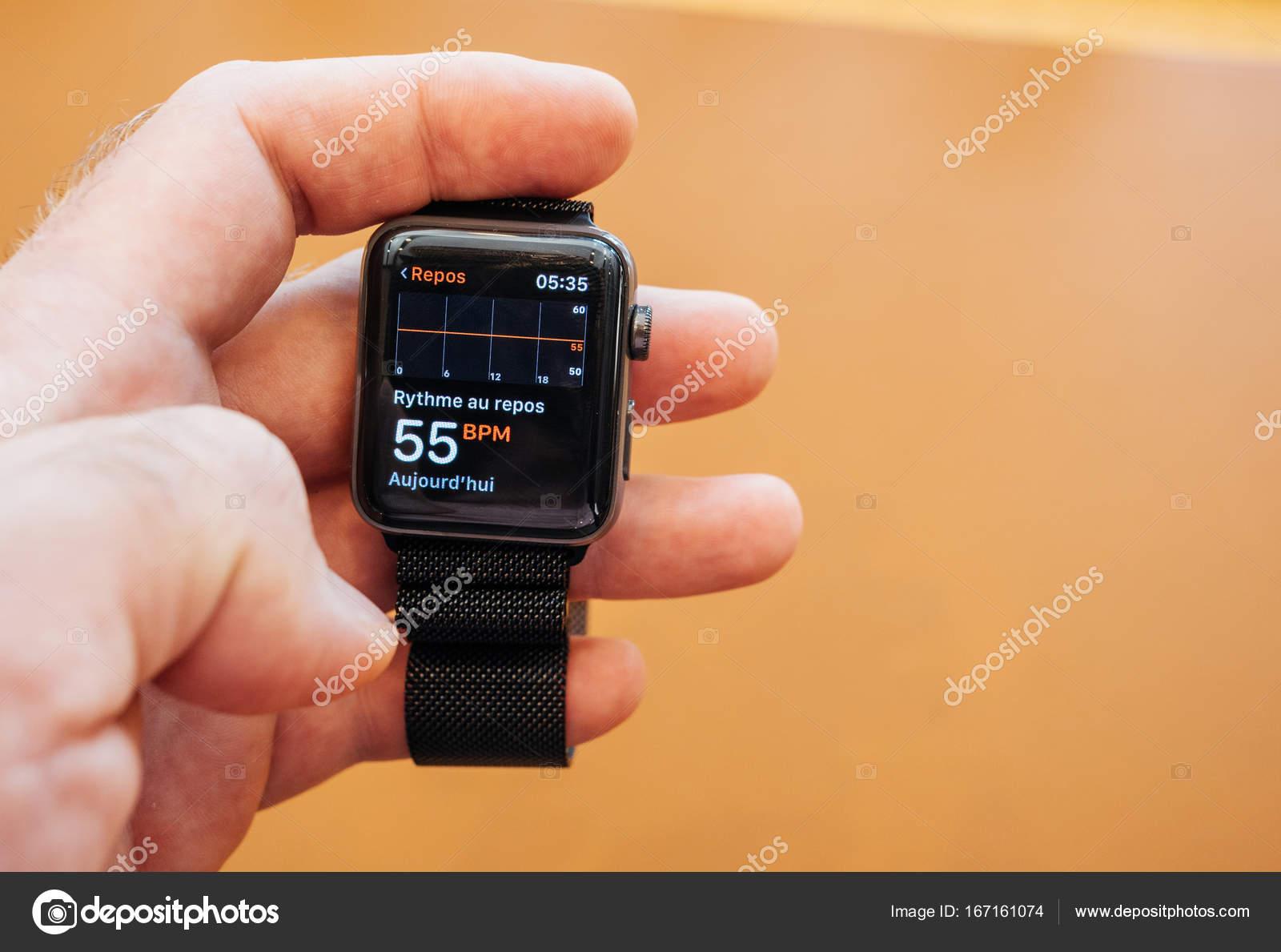 新しい apple watch シリーズ 3 bpm 心拍活動アプリ ストック編集用