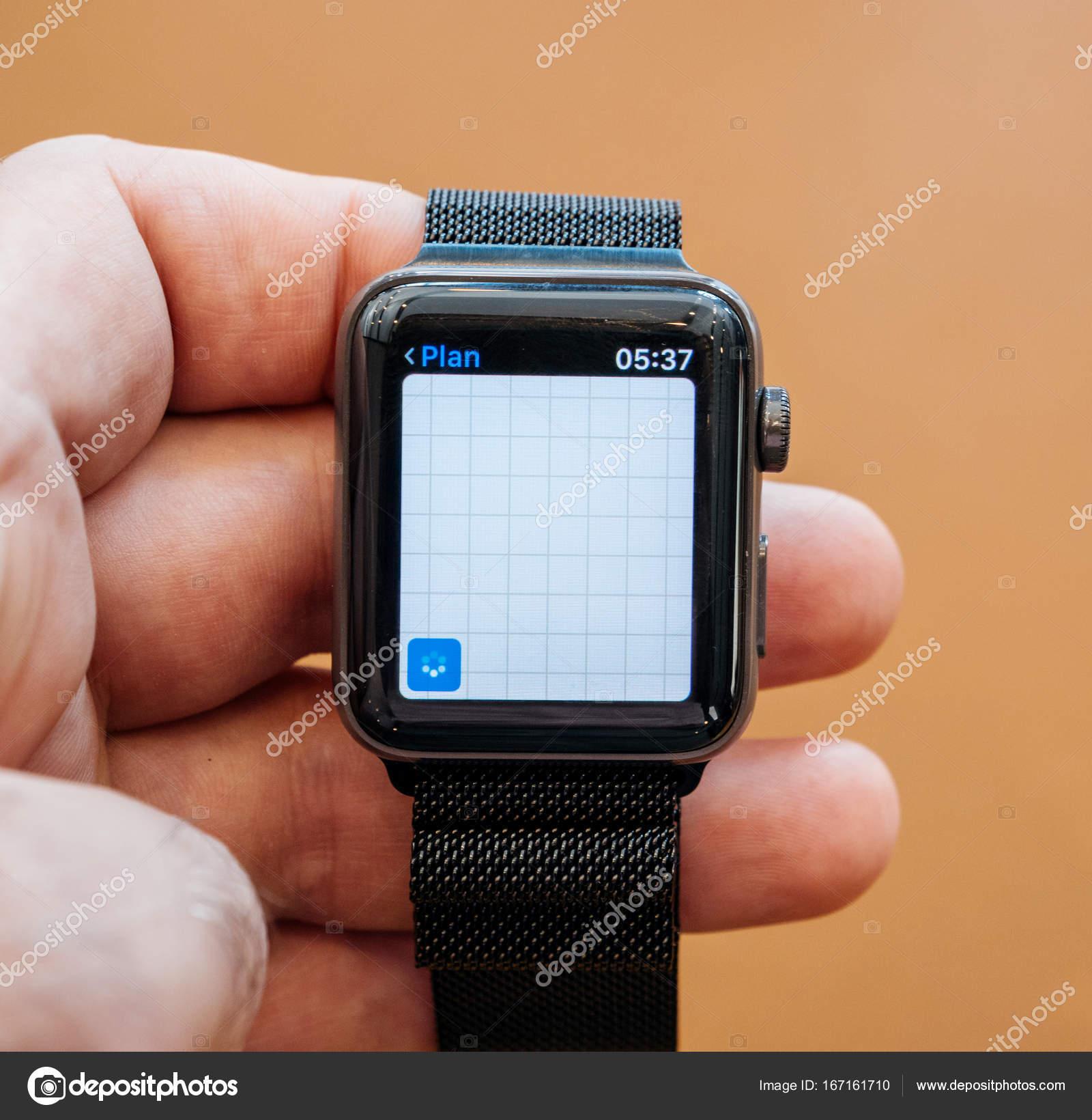 新しい apple watch シリーズ 3 apple アプリの場所は ストック編集用