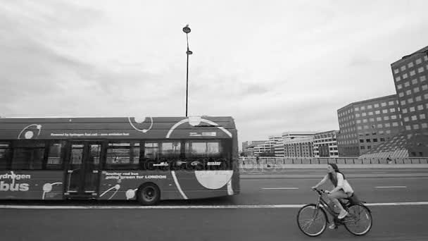 Double Decker tradiční britské autobus