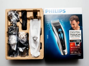 Philips Hair Clipper Series 9000 Professional digital clipper