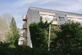Fotografie Apartment building in Pars