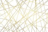 Fotografie Goldene geometrische abstrakte Muster