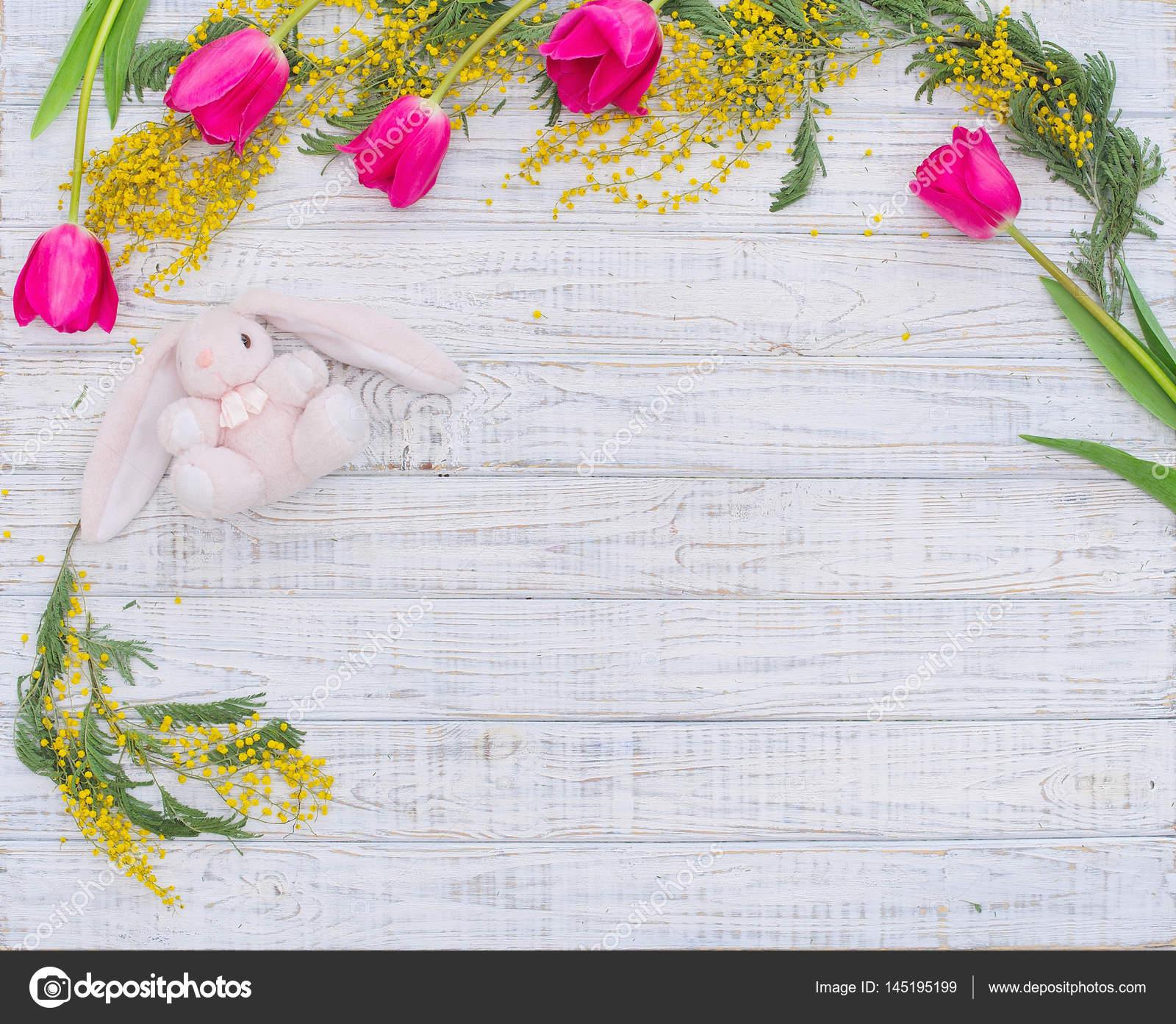 marco decorativo resorte — Fotos de Stock © zoiakostina #145195199