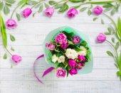Fotografie Wedding flower bouquet