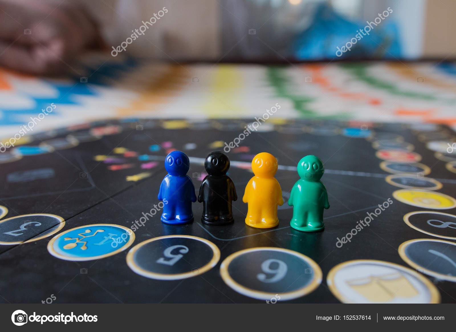 Fichas Para Juegos De Mesa Varios Colores Fichas Para Juego De