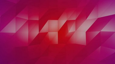 Geometric colorful background
