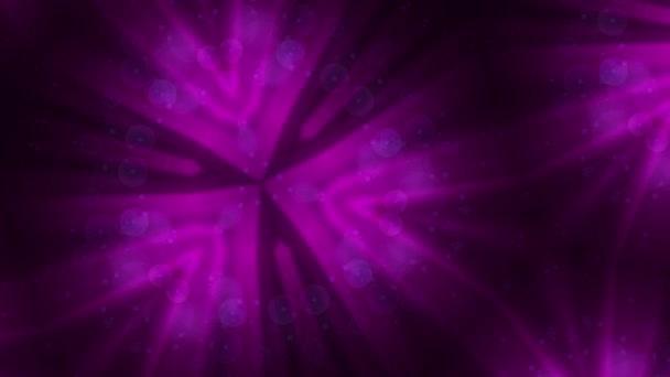 Abstract Background Club Light Kaleidoscope Stock Video