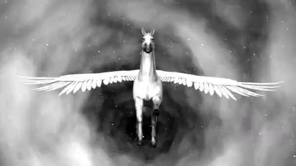 Hely a Pegasus. 4k.