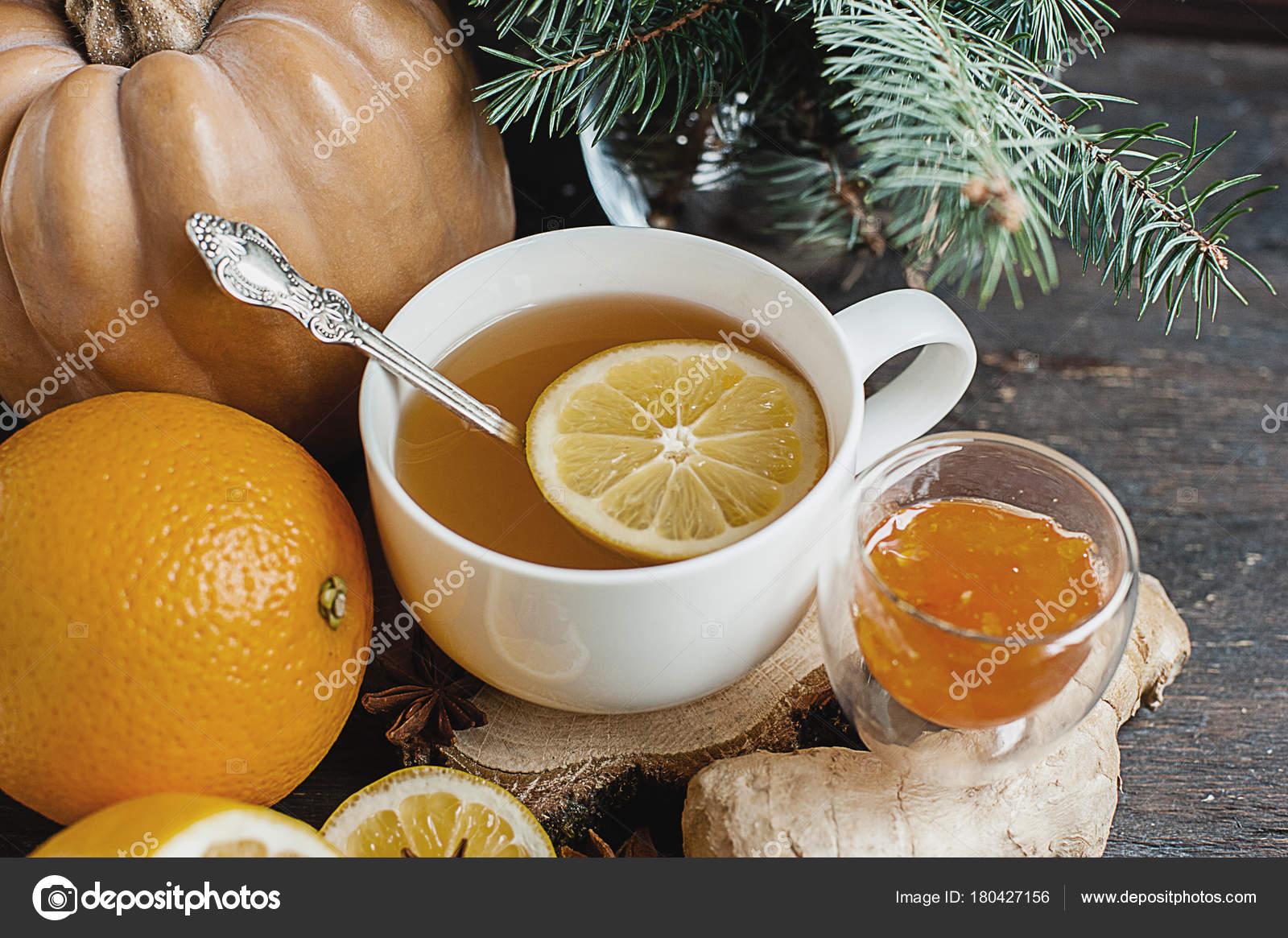 Zencefilli Limonlu Kabak Marmelatı