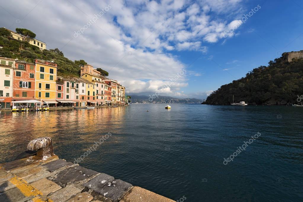 Bay of Portofino - Genova Liguria Italy