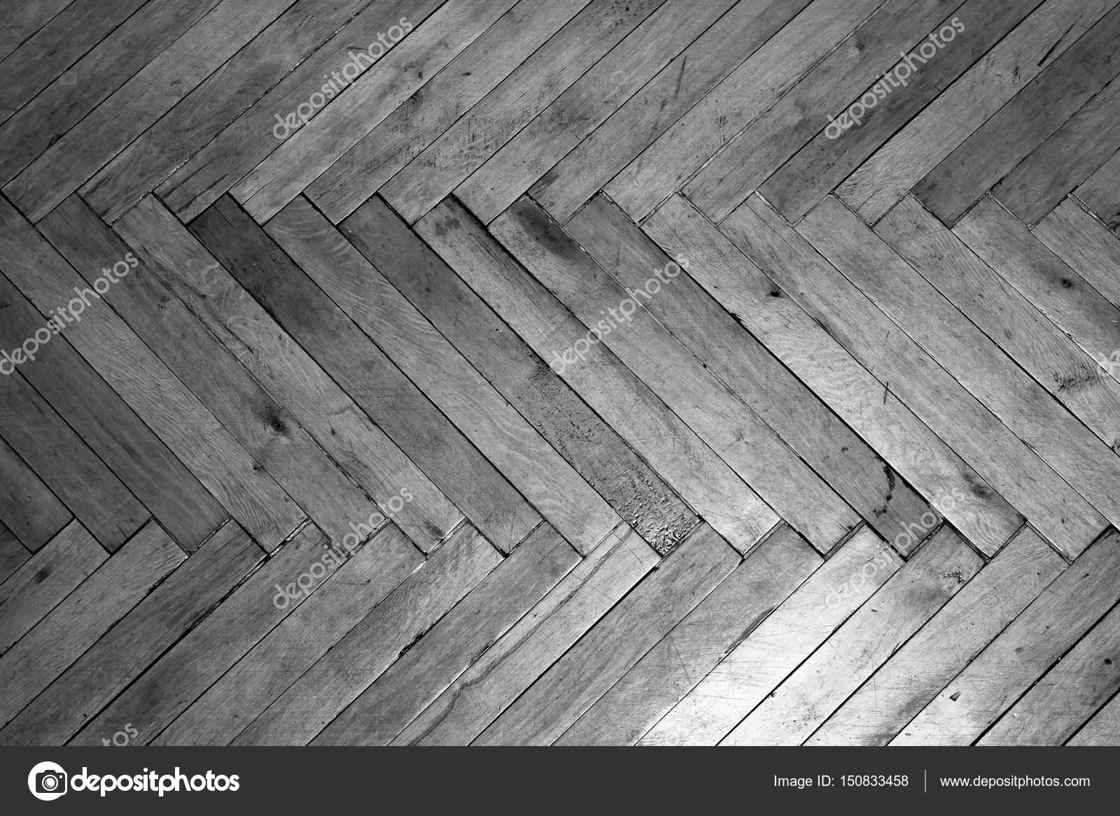 Fußboden Schwarz Weiß ~ Hintergründe textur parkett alten fußboden u2014 stockfoto