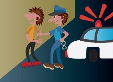 common street arrests