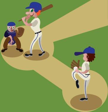 Baseball game league