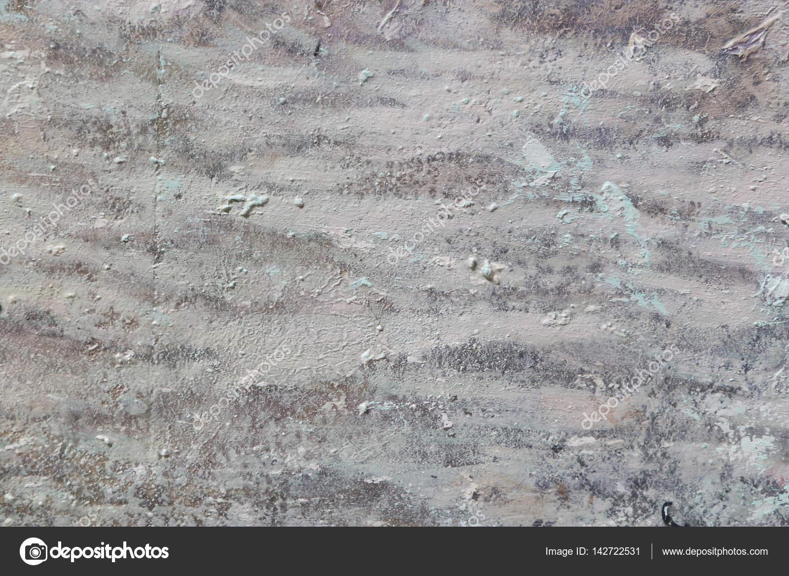 Kunst abstrakte Hintergrund. Acryl auf Leinwand und Faser ...