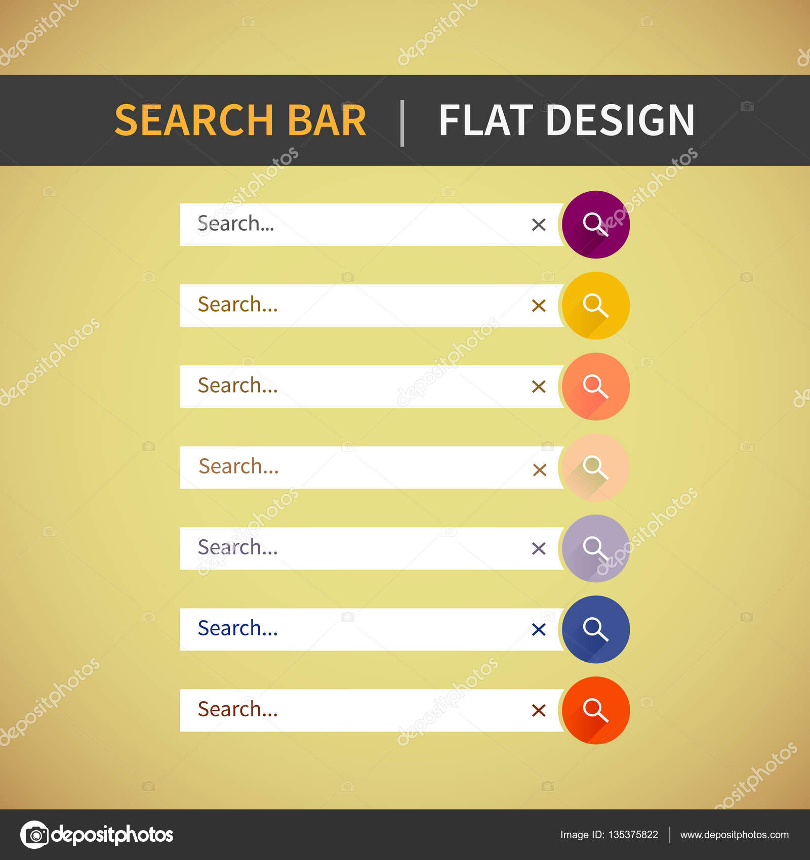 search bar for website