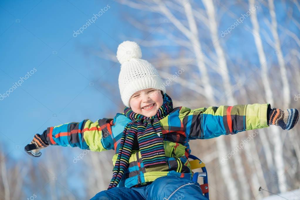 Winter fun activity