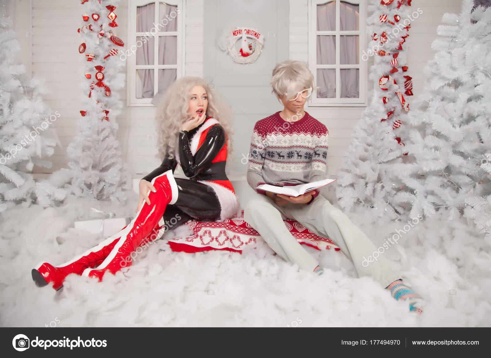 young girl seduces woman
